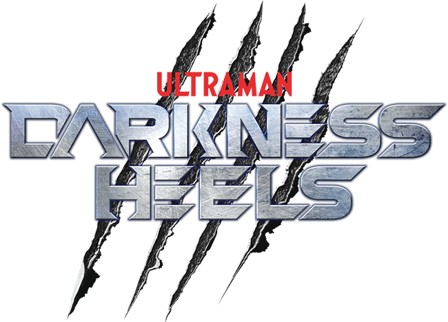 ULTRAMAN DARKNESS HEELS ロゴ