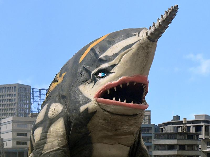 深海怪獣グビラ