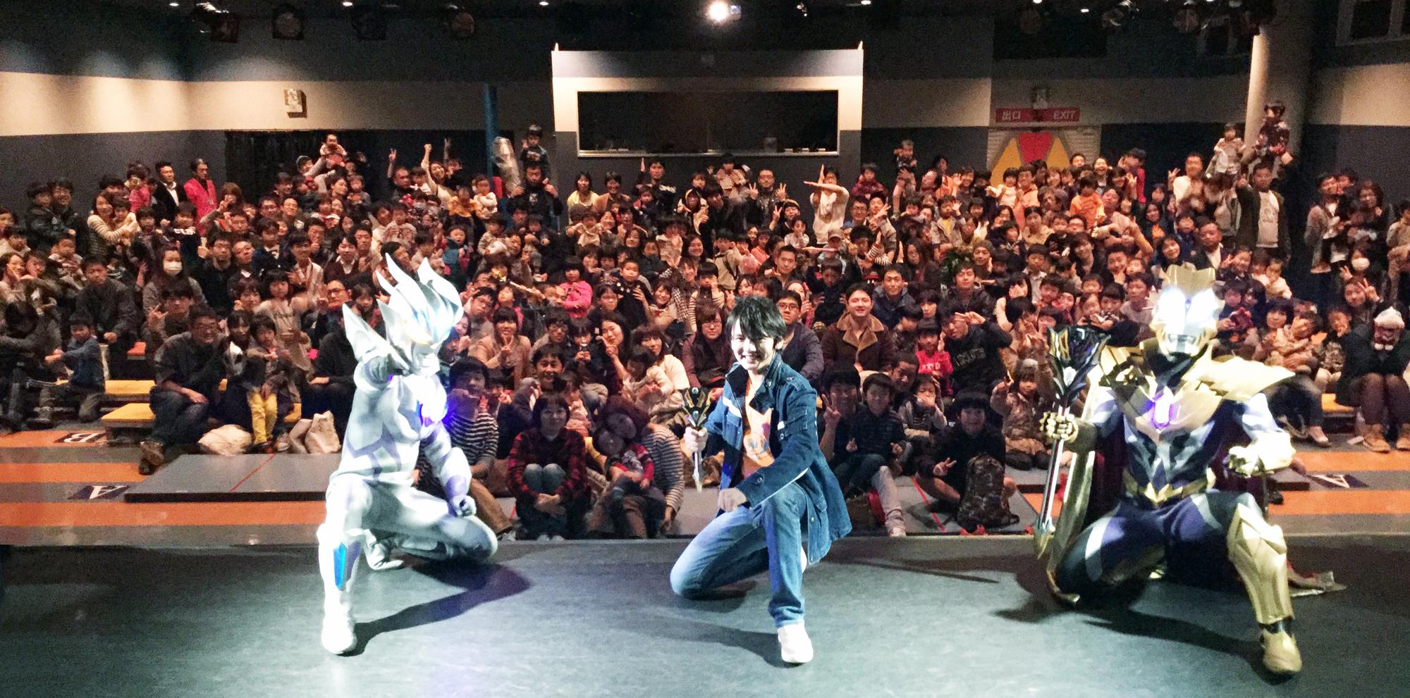 【ジード】さあ3連休!リクは愛知~兵庫~大阪・レイトは千葉へ!!