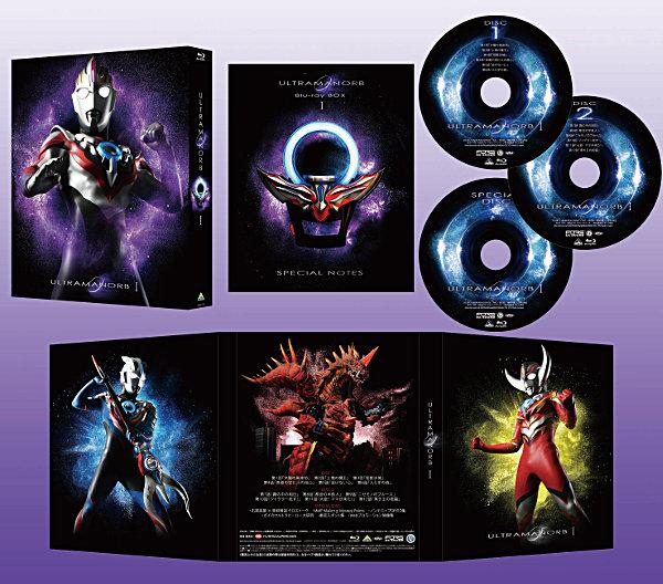 ウルトラマンオーブ Blu-ray BOX I