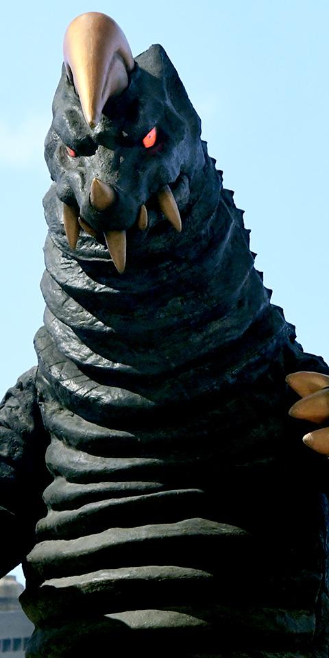 用心棒怪獣ブラックキング