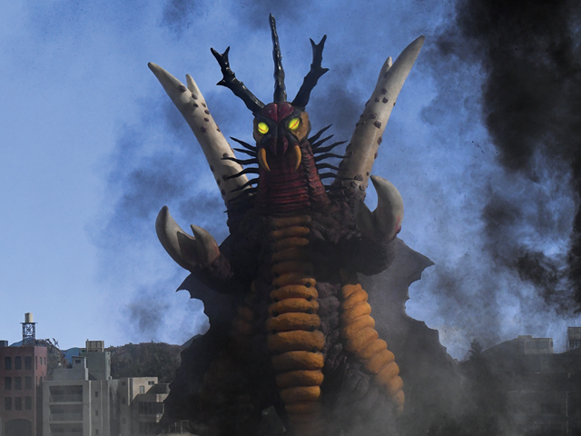 大蟻超獣アリブンタ