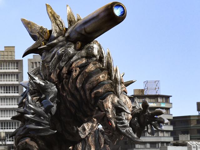 爆撃骨獣グルジオキング