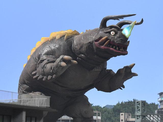 透明怪獣ネロンガ