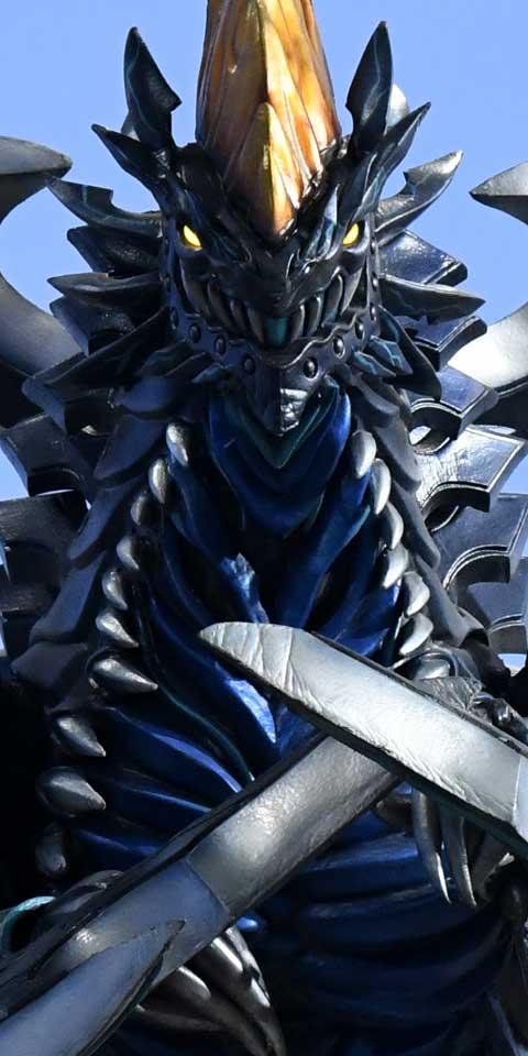 次元凶獣カミソリデマーガ