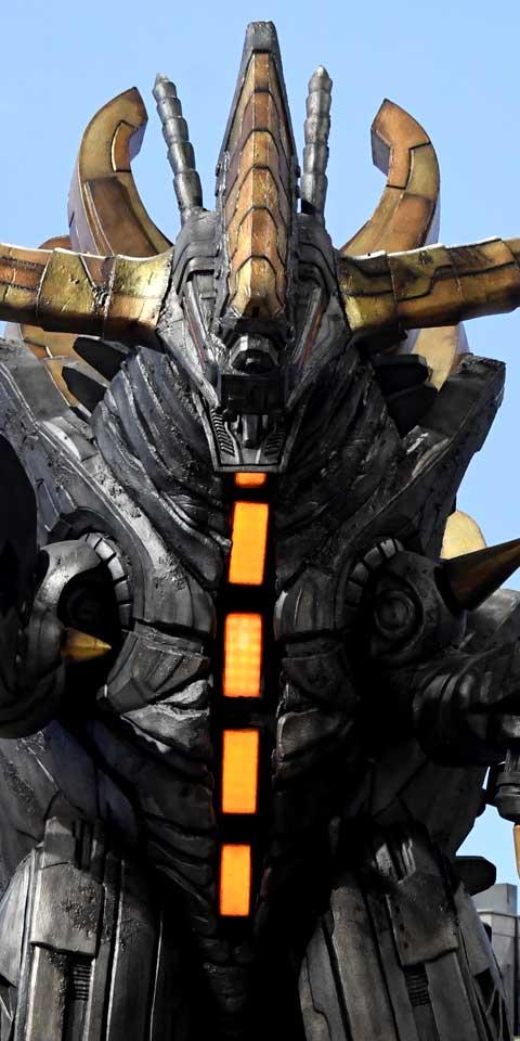 超弩級怪獣 グランドキングメガロス