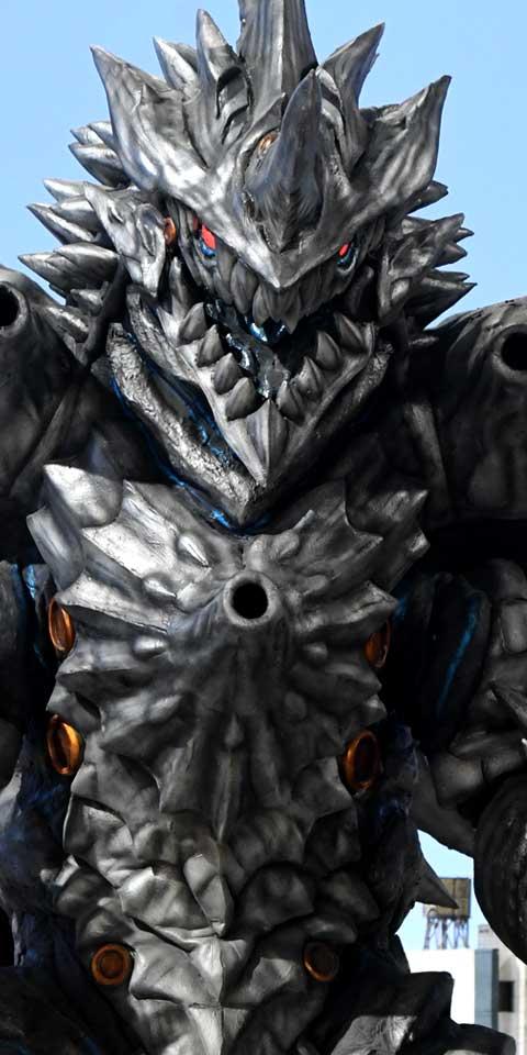 超鎧装獣 グルジオレギーナ