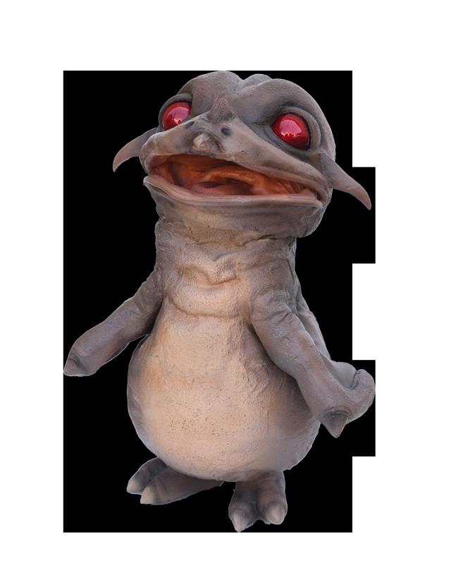 雛怪獣 ベビーザンドリアス