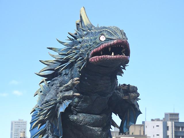 海獣 キングゲスラ