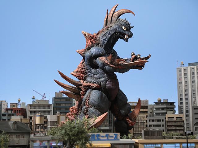 凶猛怪獣 ギーストロン