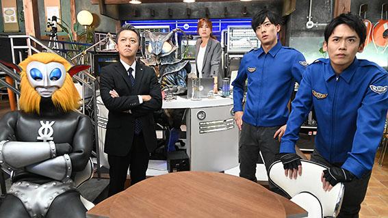 第25話 バディ ステディ ゴー!