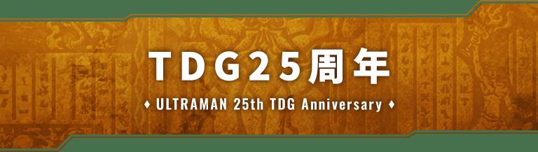 TDG25周年