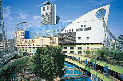 東京ドームシティ ラクーアガーデンステージ