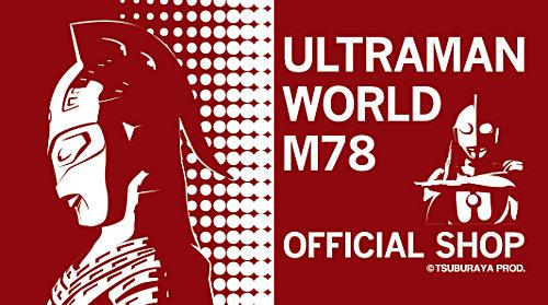 期間限定ショップ「ULTRAMAN WORLD M78」