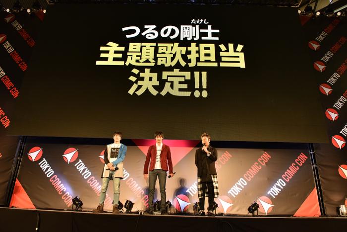 『劇場版ウルトラマンR/B』製作発表会