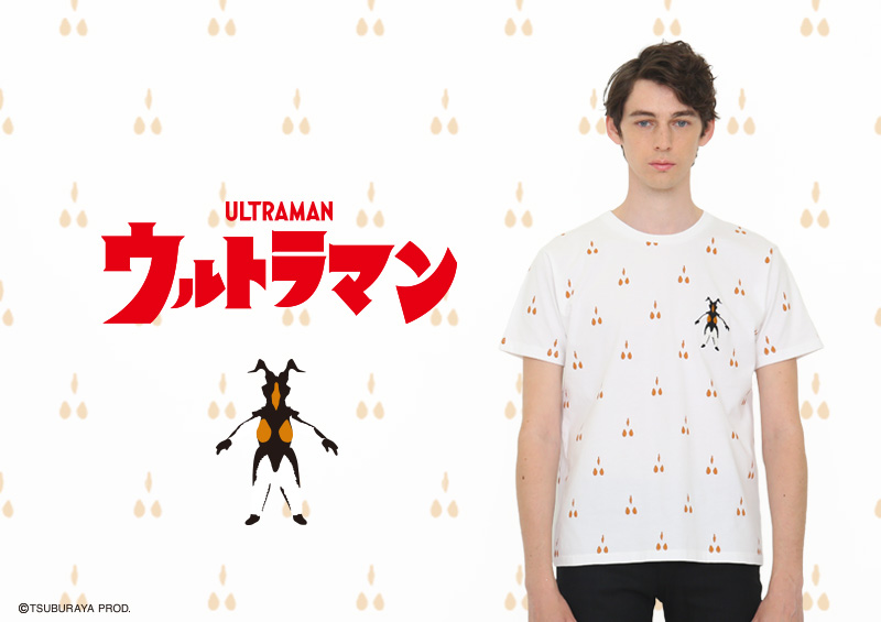 グラニフ「ULTRAMAN New Items」