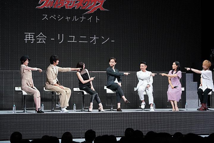 ウルトラマンネクサス スペシャルナイト 再会-リユニオン-