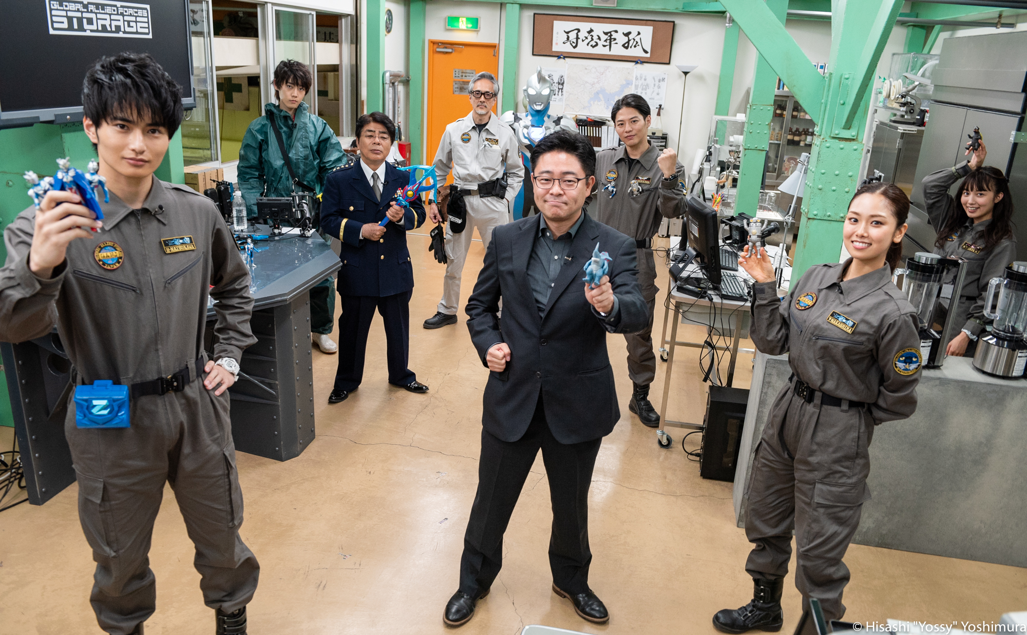 新TVシリーズ『ウルトラマンZ』、ウルトラマンシリーズ史上初のオンライン発表会実施!  6月20日(土)より放送開始!