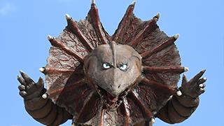強化地底怪獣 エリマキテレスドン