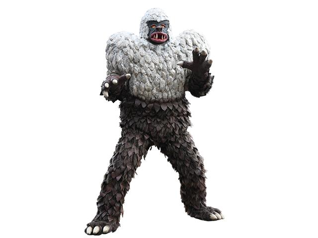 冷凍怪獣 ギガス
