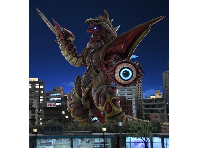 超合体怪獣 ファイブキング