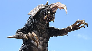 宇宙凶険怪獣 ケルビム