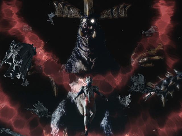 宇宙凶険怪獣 マザーケルビム